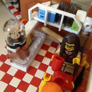 Lego Corner Deli