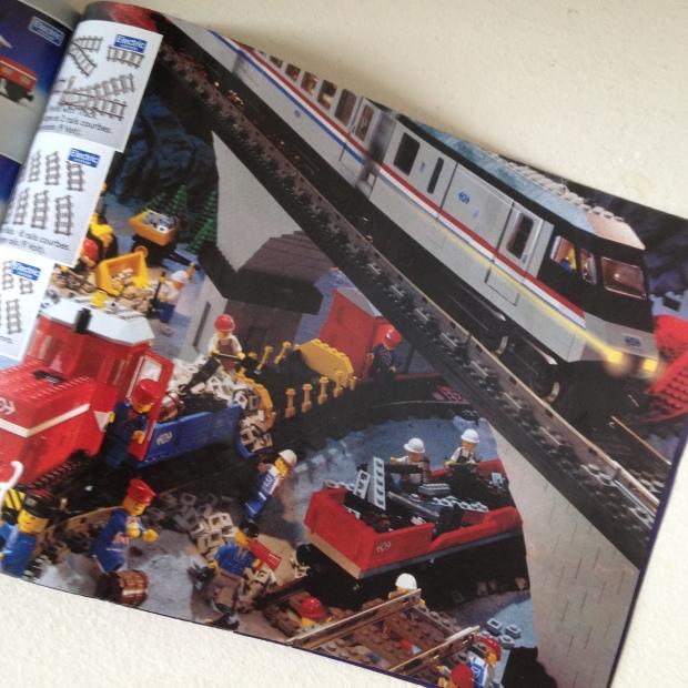 Lego Train 1992