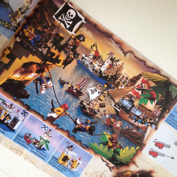 Lego Pirates 1992