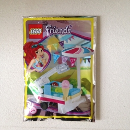 Lego Friends Ice Cream Cart