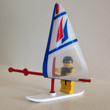 Image of Lego Windsufer Lego Set 6534 Beach Bandit