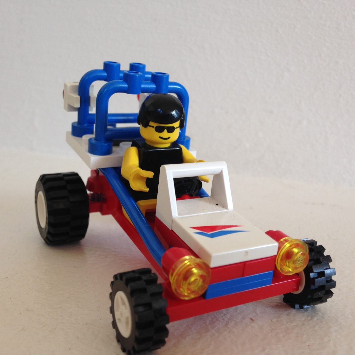 Image of Lego set 6534 Beach Bandit Lego Beach Buggy and Windsurfer