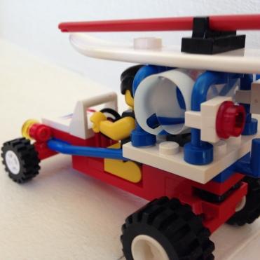 Image of Lego set 6534 Beach Bandit Lego Beach Buggy and Windsurfer Set