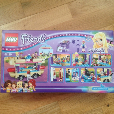 Lego Friends Hotdog