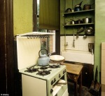 image of 1920's  kitchen