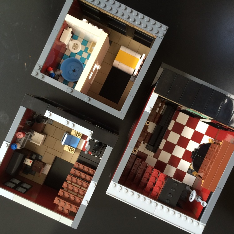 Lego SoHo Building Modular