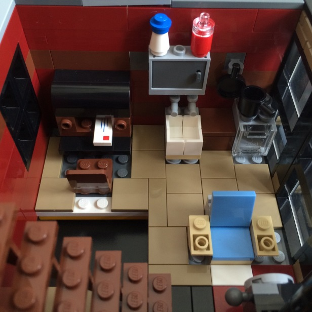 Lego SoHo Apartment