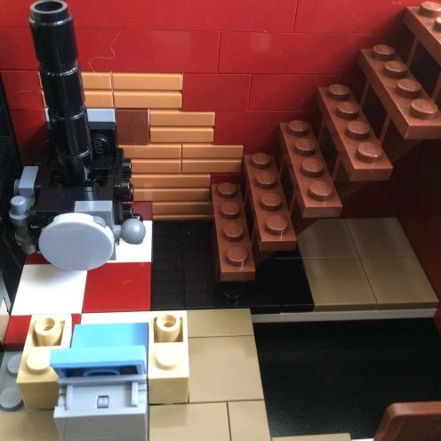 Lego Sitting Room