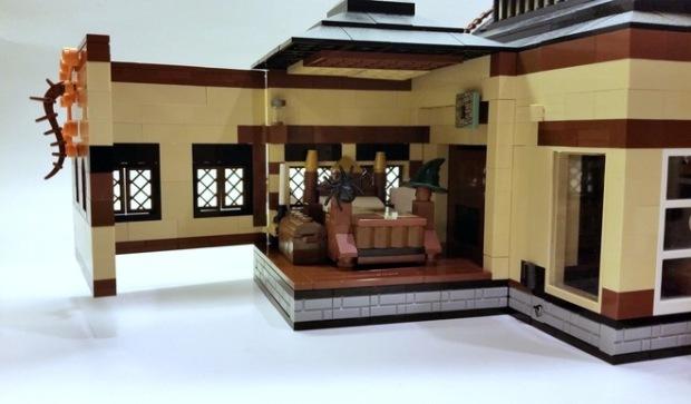 lego ideas salem cottage