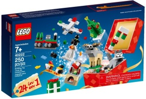 Lego Holiday Countdown Calendar