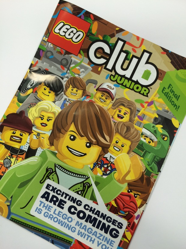 lego club junior magazine final edition