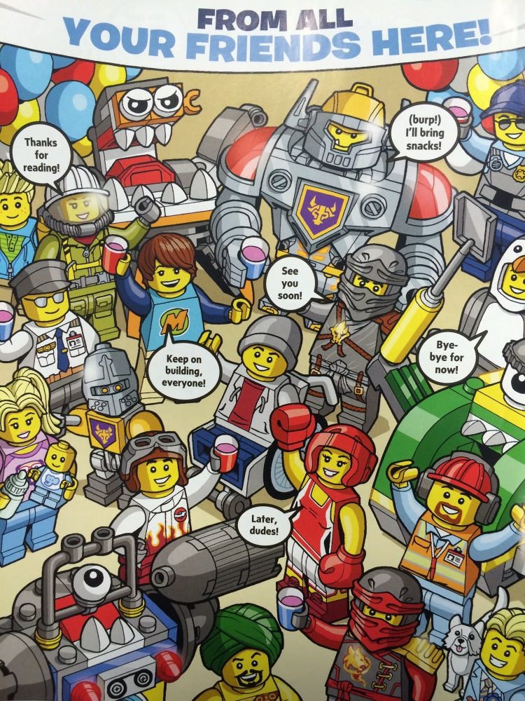 lego club junior magazine