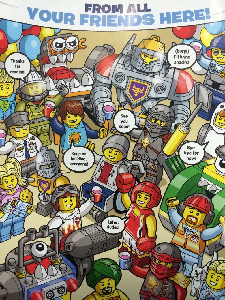 lego club junior magazine
