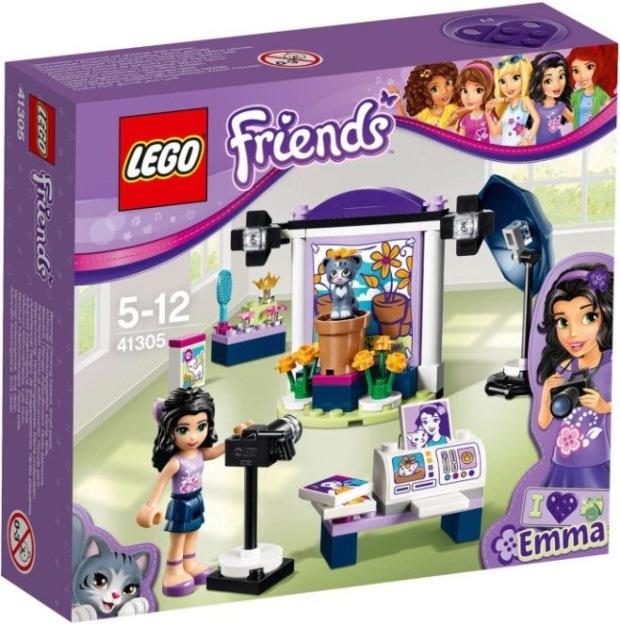 Lego Friends Emma's Photography Studio