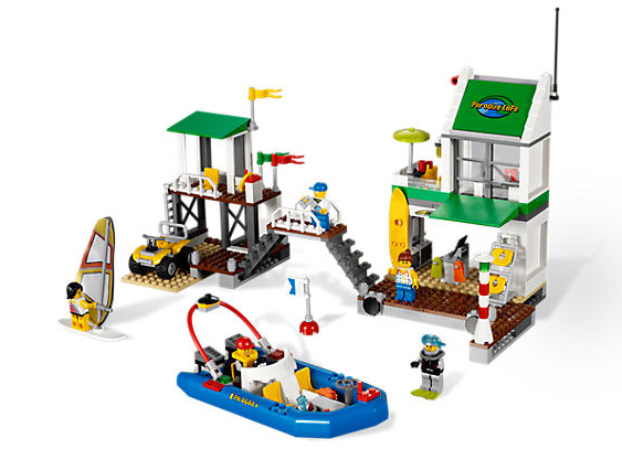 Lego Marina