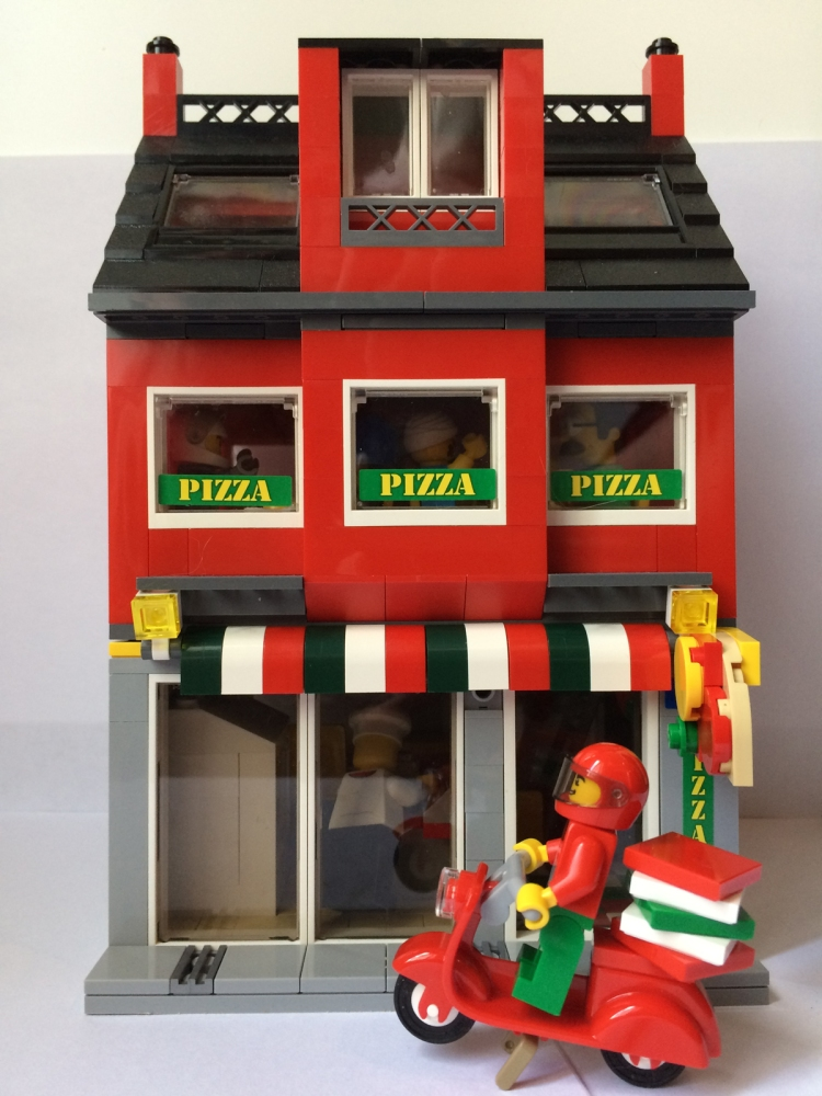 Lego Pizzaria