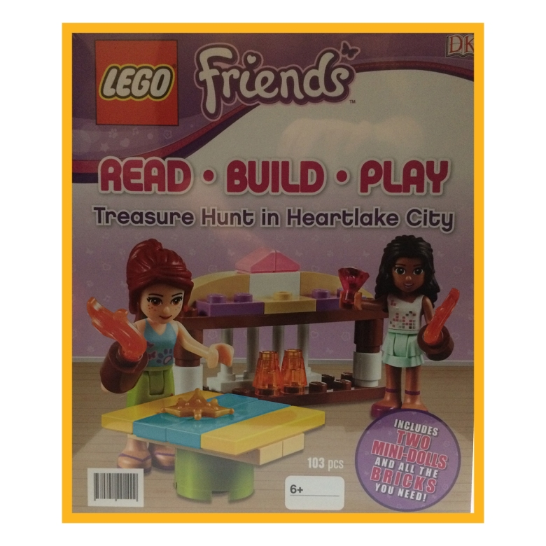 Lego Friends Treasure Hunt in Heartlake City