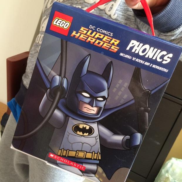 Lisa Loves Lego Lego Batman