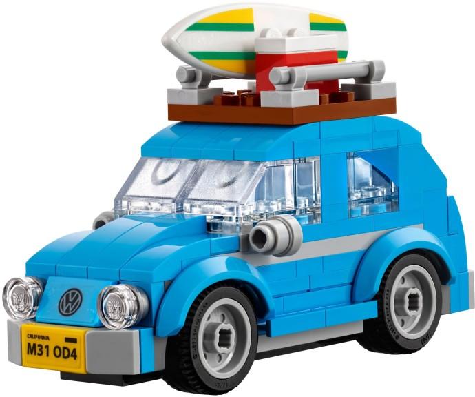 Lego Mini Volkswagen Beetle Free Promo