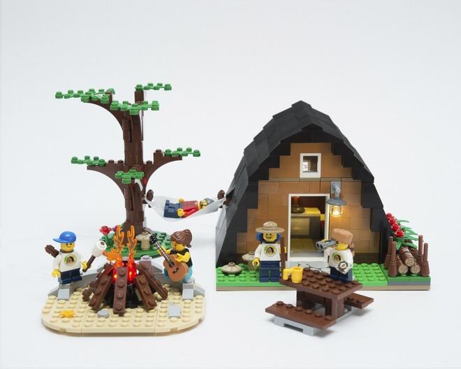 Lego Ideas Sleepaway Summer Camp