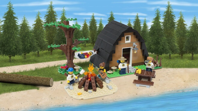 Lego Ideas Summer Camp