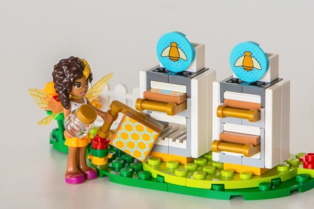Lego Ideas Honey Bee Hive