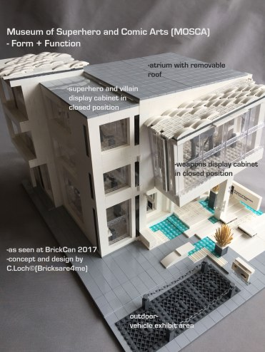 Image of MOCSA by Bricksareforme