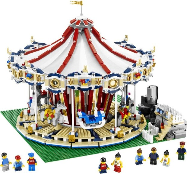 Image of 10196 Lego Grand Carousel