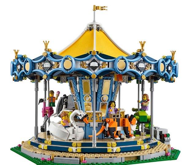 Image of 10257 Lego Carousel