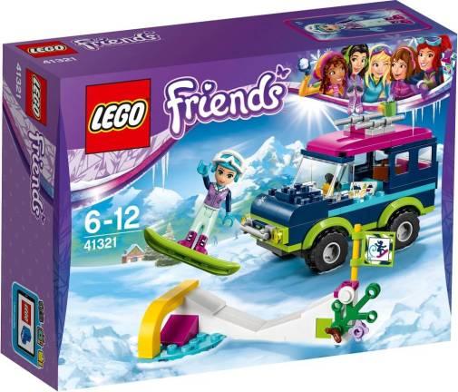 Image of Lego Friends Snow Resort Off Roader
