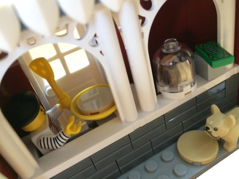 Lego French Guy Minifigure