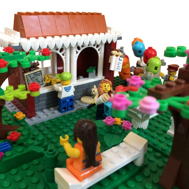 Image of Lego City Park
