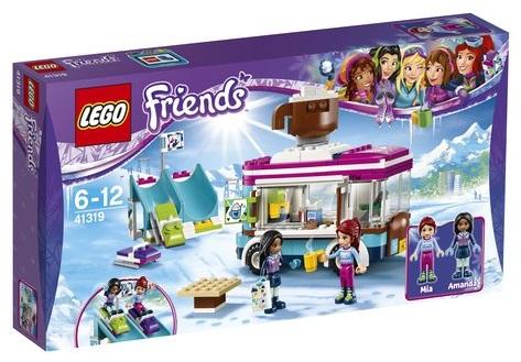 Image of Lego Friends Hot Chocolate Van