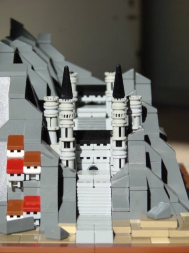 Lego Micro Mountain Kingdom