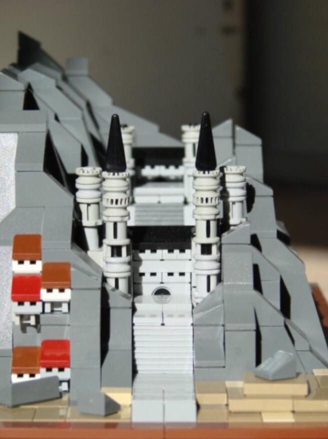 Lego Micro Mountain Kingdom