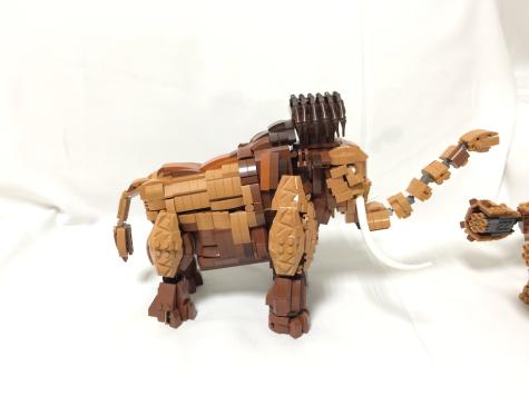 Lego Ideas Manny