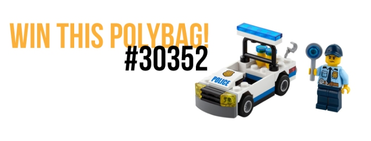 Win this Lego Polybag #30352