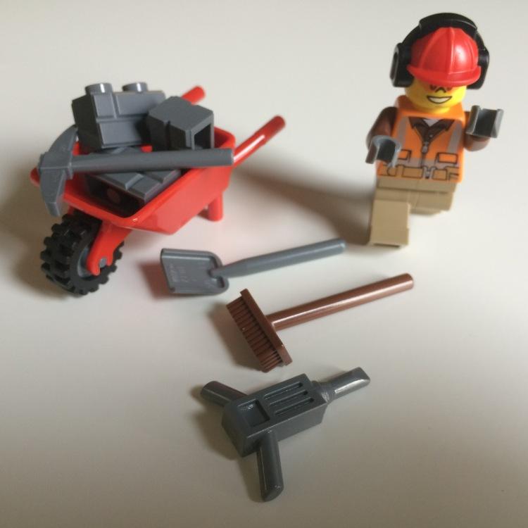 Lego City Magazine Issue 2 Free Gift