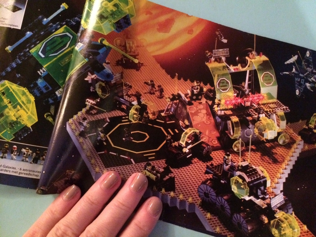 Lego Catalogue Blacktron Classic Space