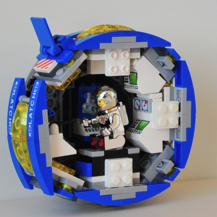 Lego Ideas Space Pod