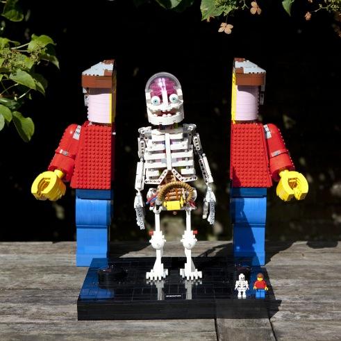 Anatomini Opening Lego Ideas