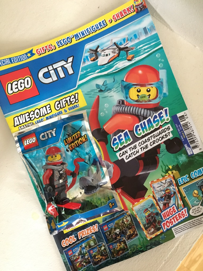 Lego City Magazine Issue 3