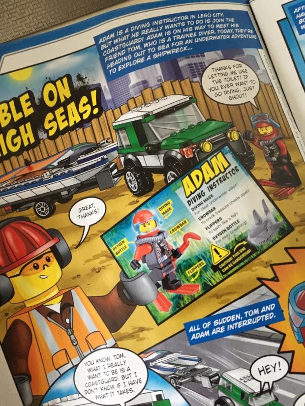 Lego City Magazine Issue 3