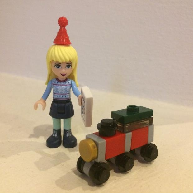 Lego City and Lego Friends Advent Calendar 2017