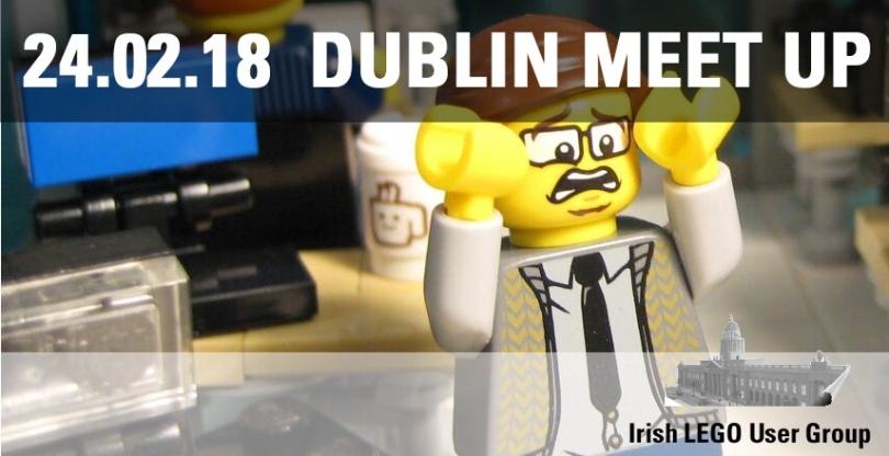 Irish Lego User Group Dublin Meet-Up