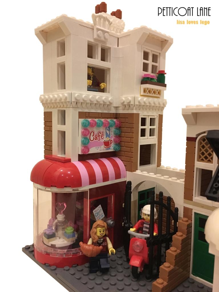 Petticoat Lane Lego MOC