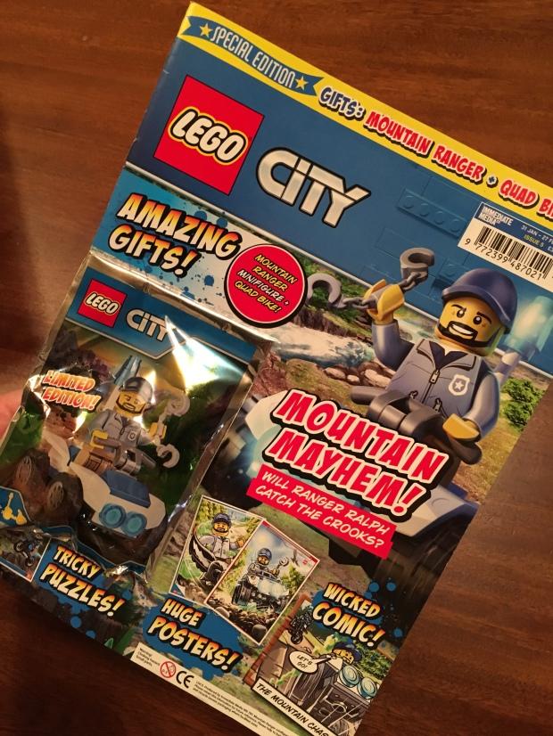 Lego City Magazine Issue 5