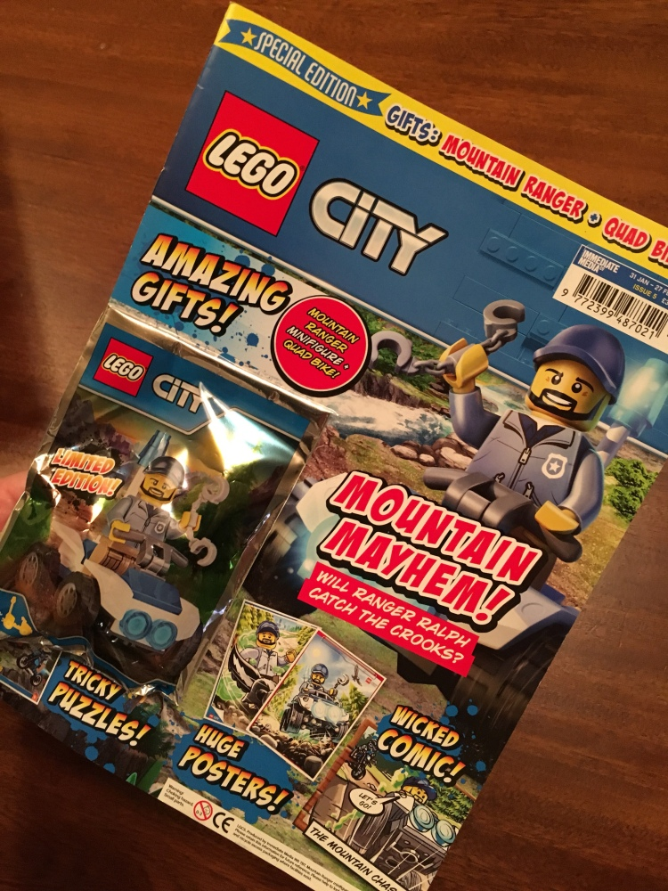 Lego City Magazine Issue 5