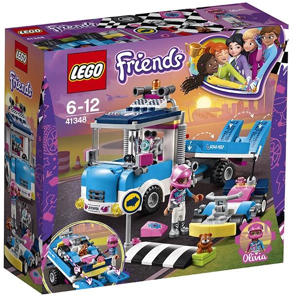 Lego Friends 41348