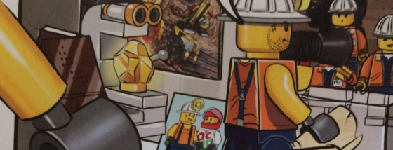 LEGO City Magazine Issue 6